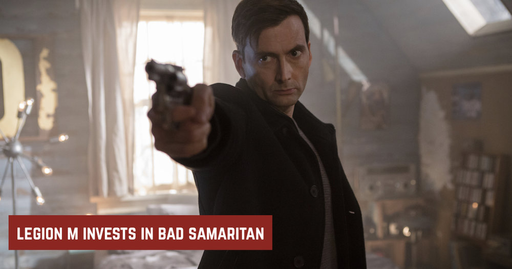 Legion M Invests in Bad Samaritan