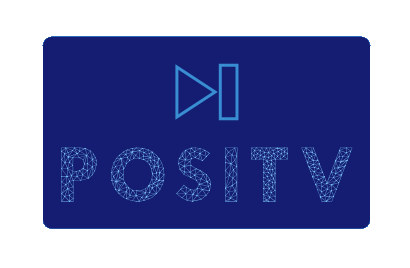 """POSITV""  – A weekly collection of inspirational, uplifting and positive news, stories and real life moments that are submitted by individuals from around the world, curated by the Legion M community."