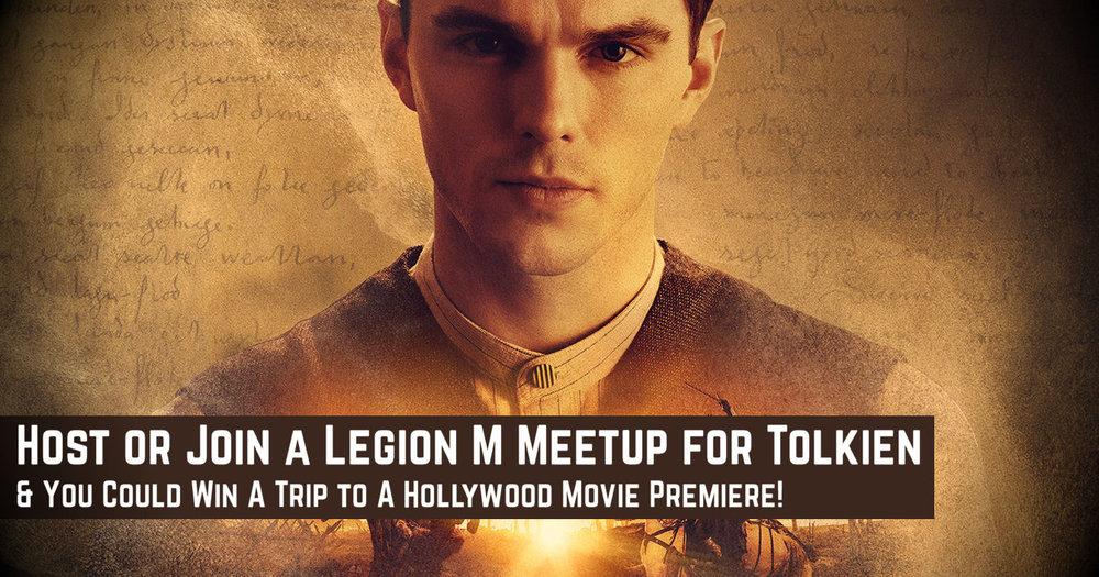 Tolkien Meetups Contest