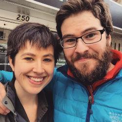 Hallie Batemanand Nick Batemanare a sibling writing team based in California.