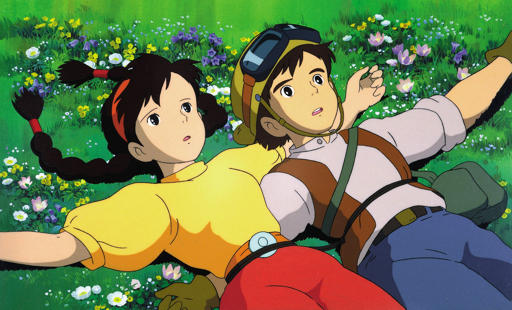 all images © Disney/Studio Ghibli
