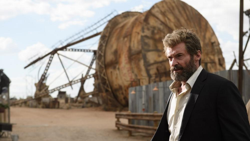 Hugh Jackman in Logan (Twentieth Century Fox)