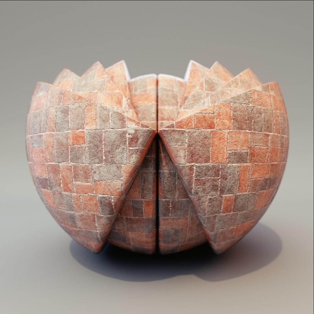 Brick - Garden Brick
