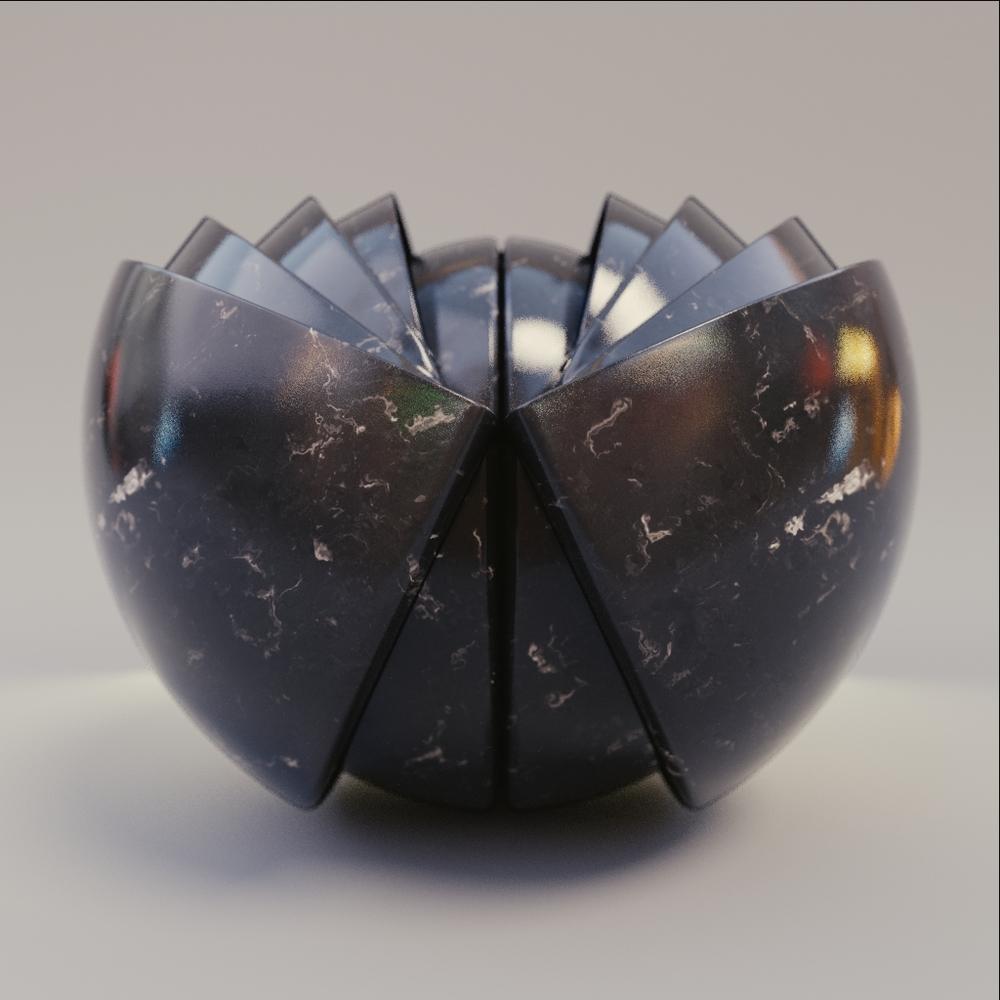 Marble - Black Marble