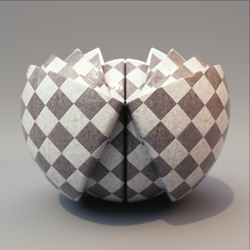Tile - Checkered Tiles