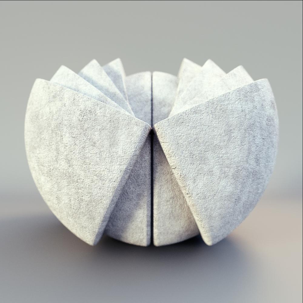 Concrete - Porous Concrete