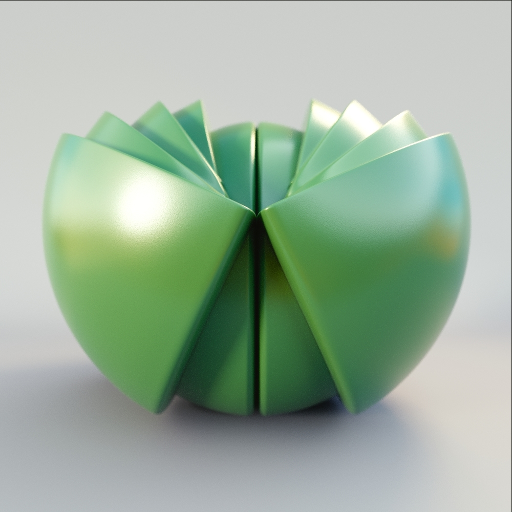 Misc - Green Plastic