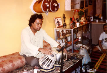 Tabla Workshop with Narendra Budhakar