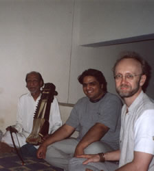 At Home with Ustad Sabri Khan