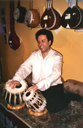 Siar Haseq - Keshav Music's Tabla repairman