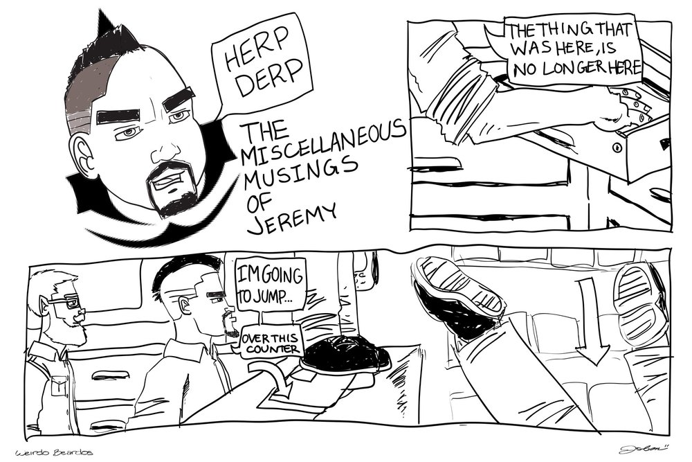 The Misc. Musings of Jeremy