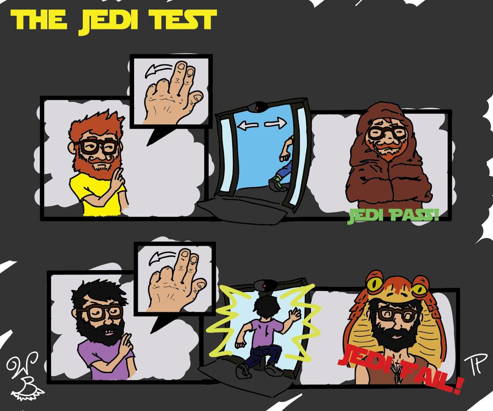 The Jedi Test