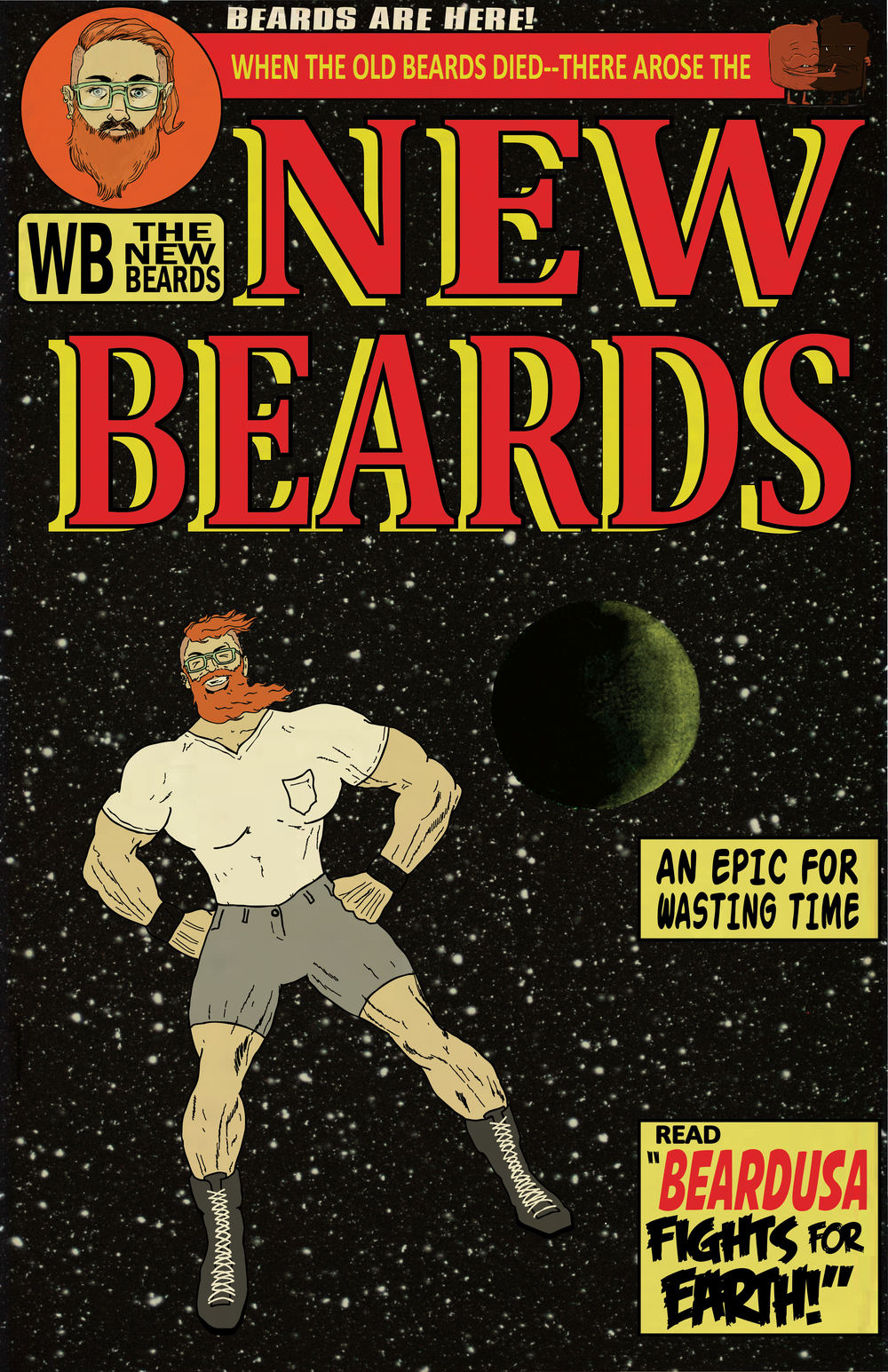 The New Beards Beardusa Variant