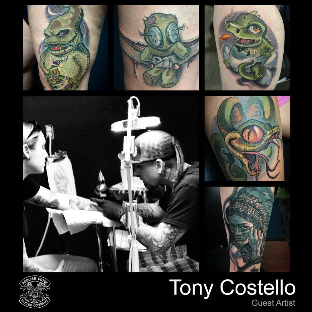 Tony Costello    TBA