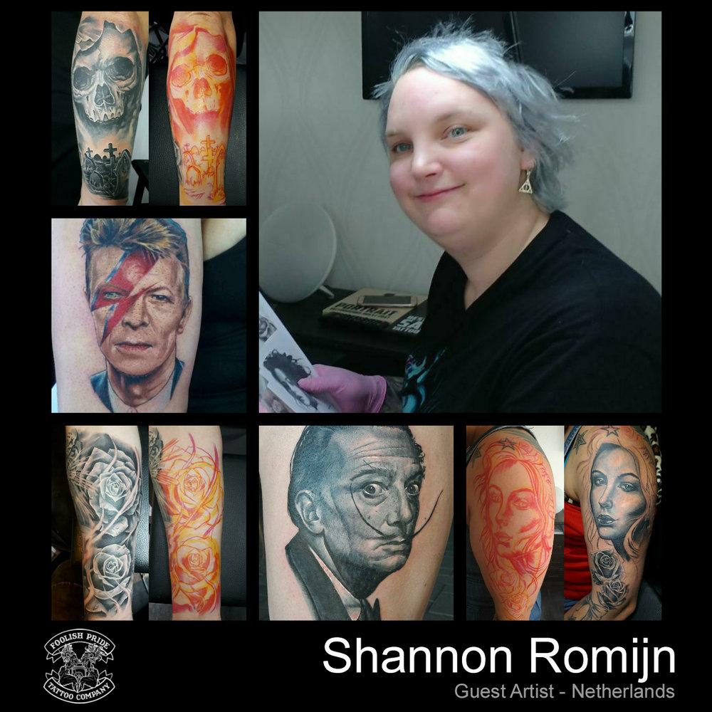 Shannon Romijn    TBA