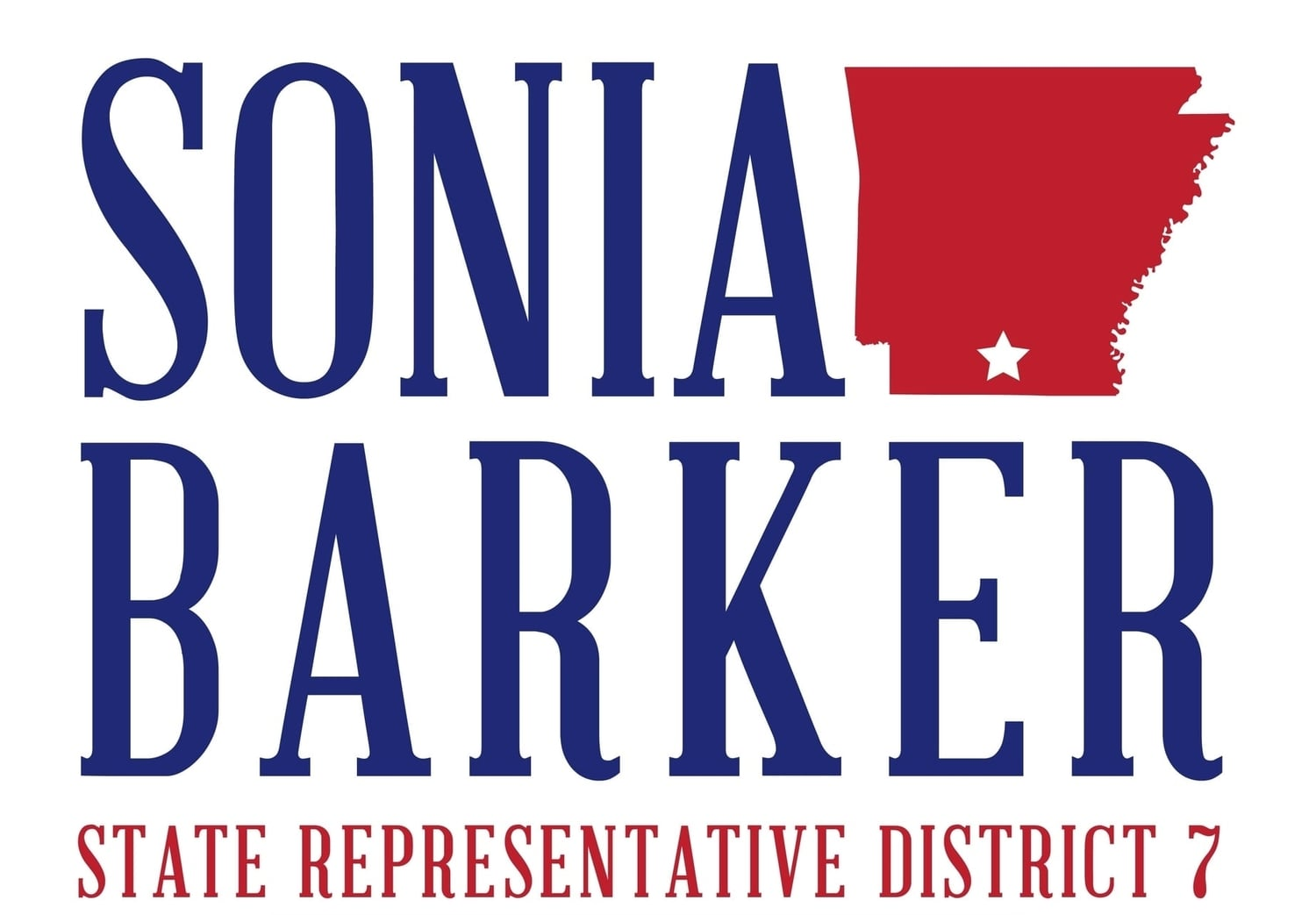 Sonia Barker for State Rep