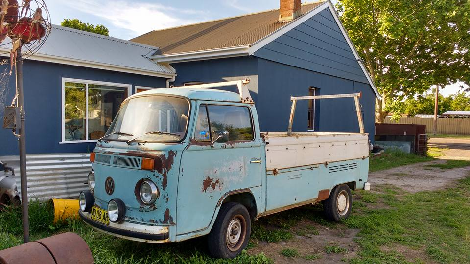 My recently sold 1973 Kombi named Bob