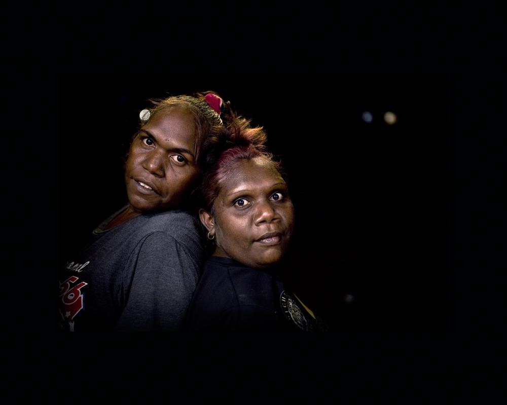 'Nyirripi Sisters'