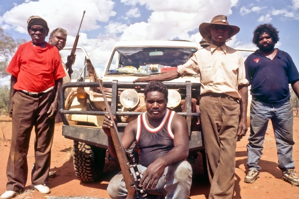 The Kangaroo Hunters - Nyirripi