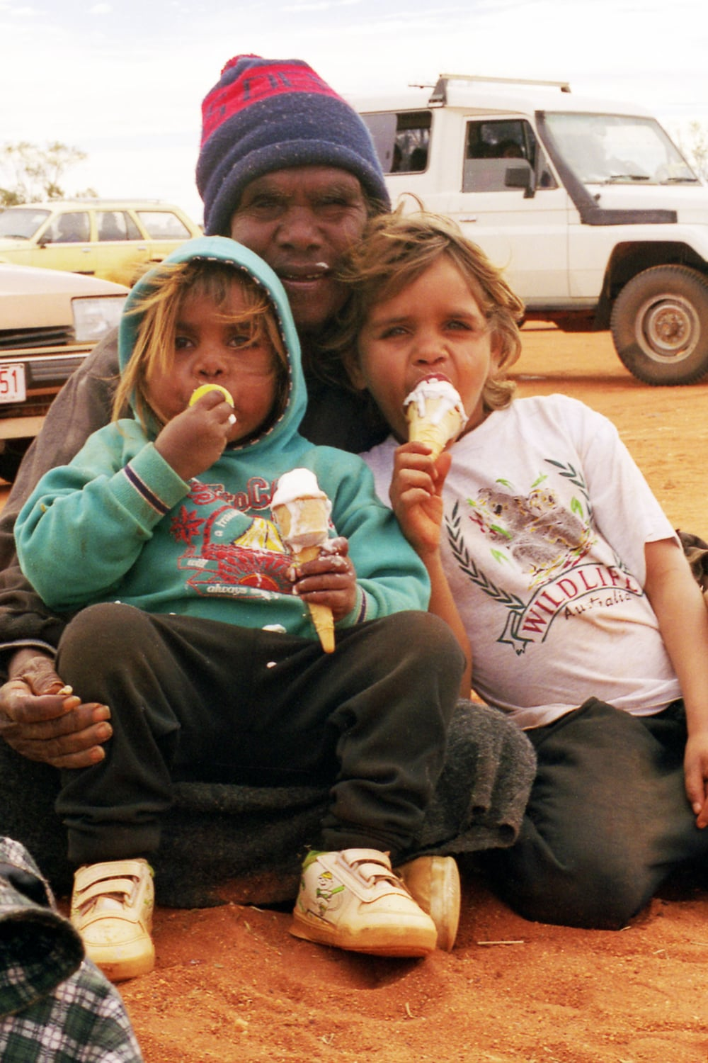 Sports Weekend - Yuendumu 1996