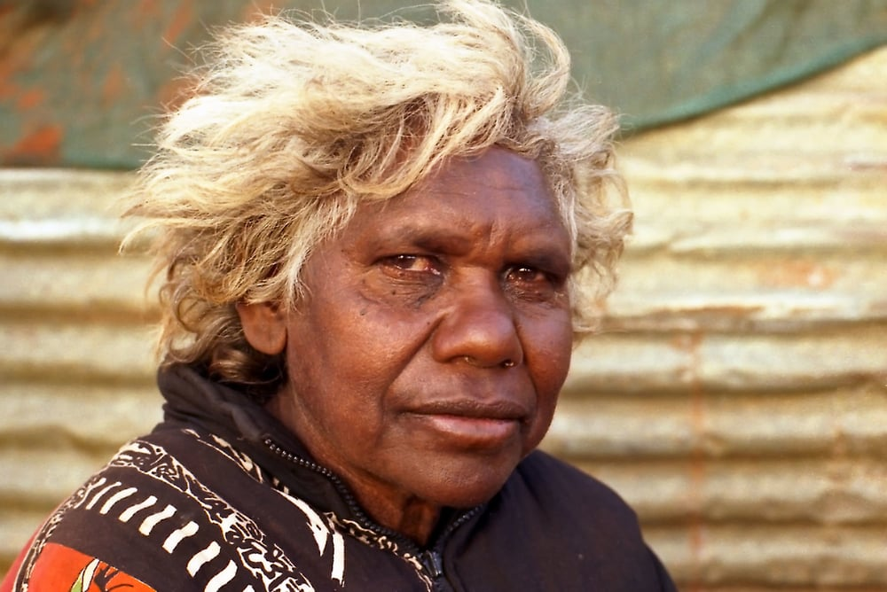Yuendumu woman