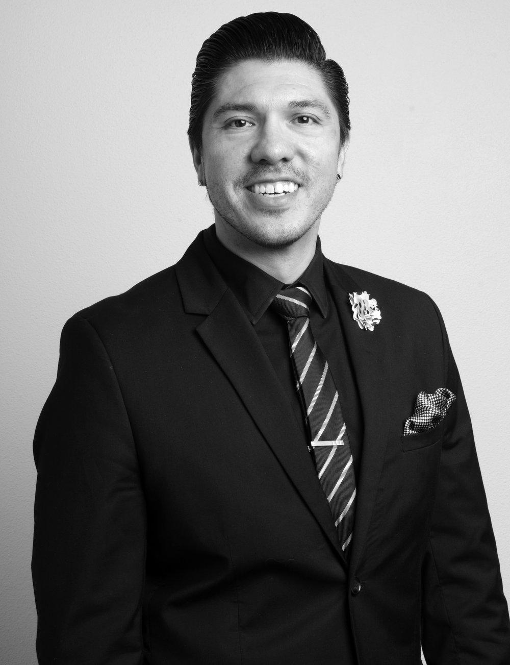 A.J. Garcia - Team Leader