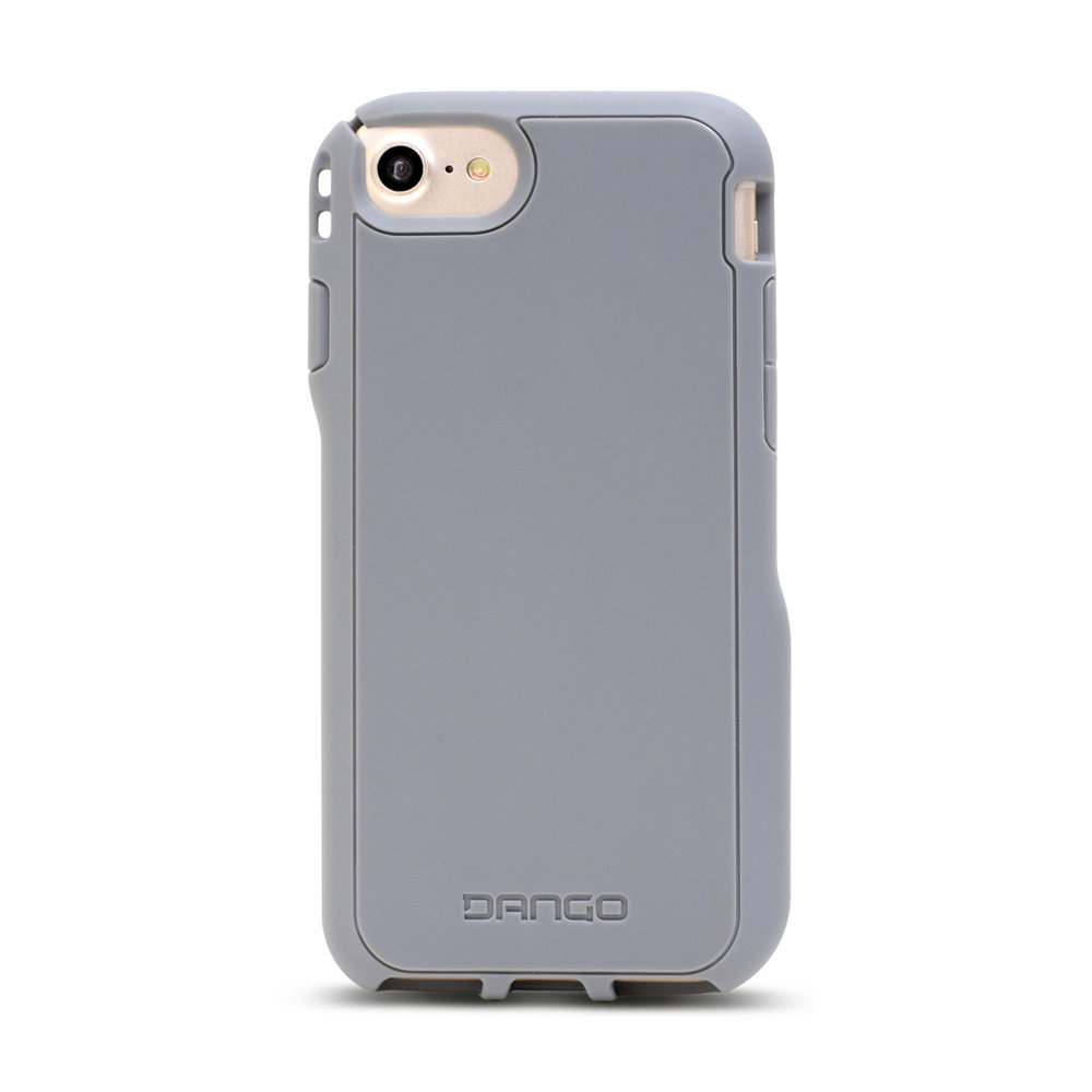CASES With the constant growth in mobile devices, Dango has entered the game with a durable flex case that caters to the newest technology from apple computers. (6, 6+, 7, 7+)