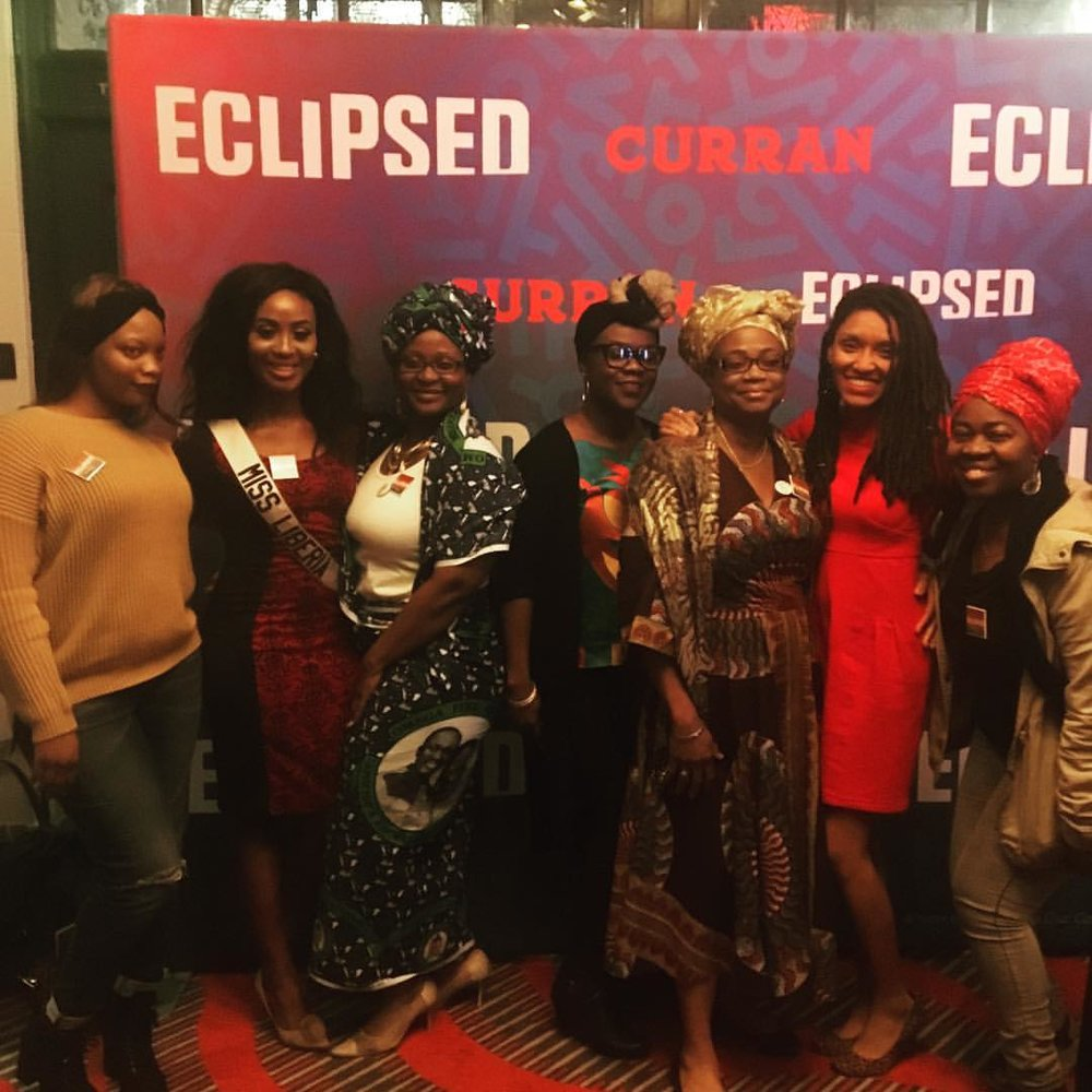 ECLIPSED by Danai Guirira, SF Curran (collaboration with Soul Consultations)