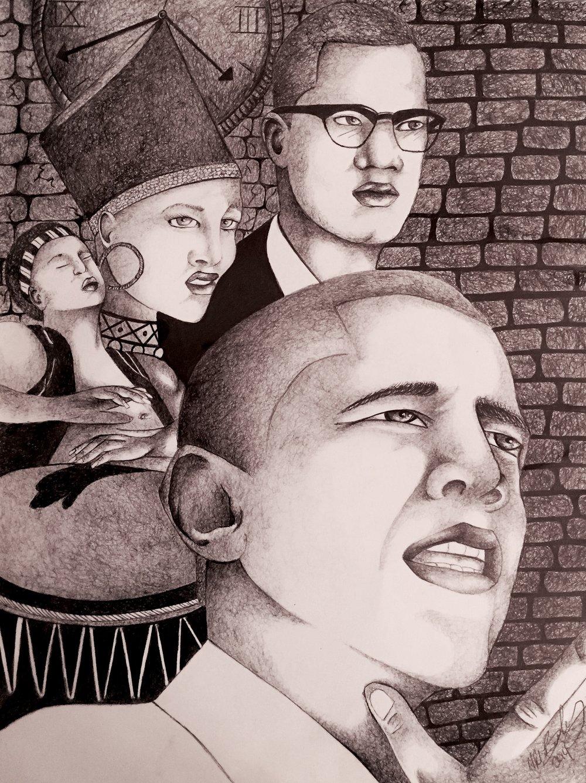 Jeffrey B.,  Obama and Friends