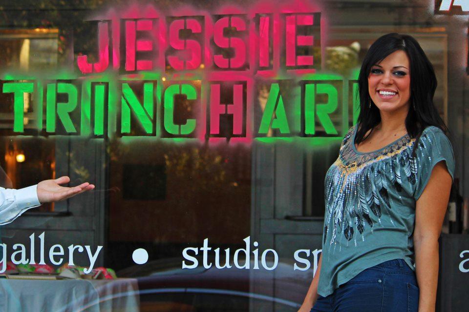 Jessie Trinchard