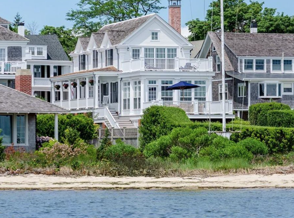 We'll be staying at a private home in Edgartown which is  just a short walk to the charming town, right across from the Lighthouse Beach. Our retreat will be held in a room with three walls of glass and comfy couches and dining in home.