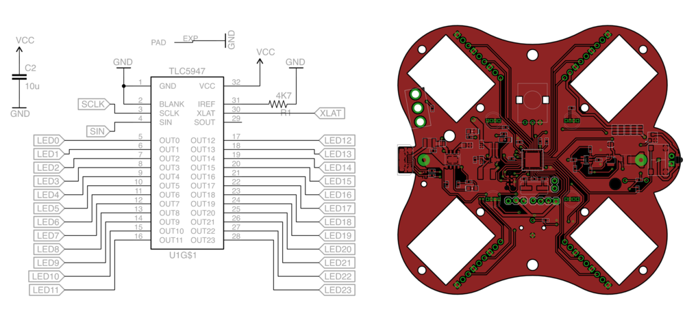 PCB and Schematic
