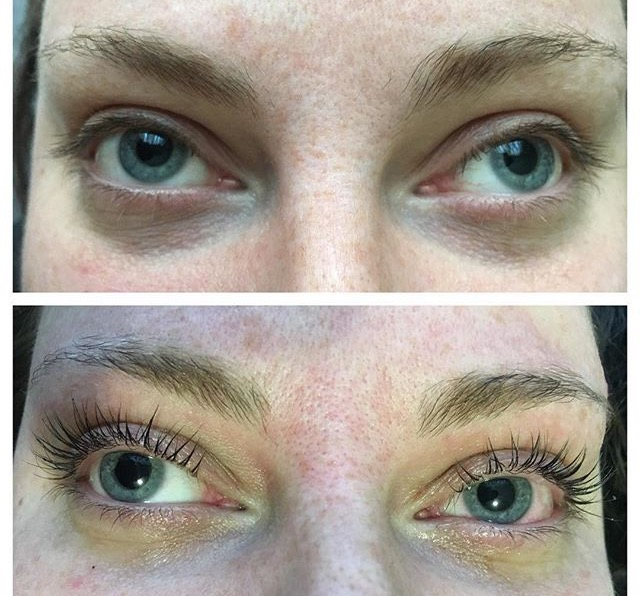 edb599feb11 Have you had a lash lift before ? Have you heard of a Lash lift before this  ? Would you consider getting one done ?!?