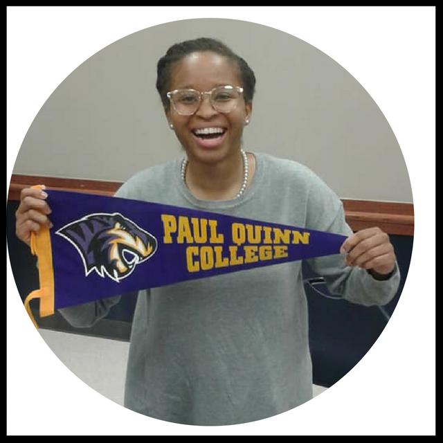 Krissica Harper - is the Development Associate at Paul Quinn College. Paul Quinn College has an ethos of