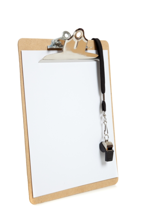 Coaching Clipboard