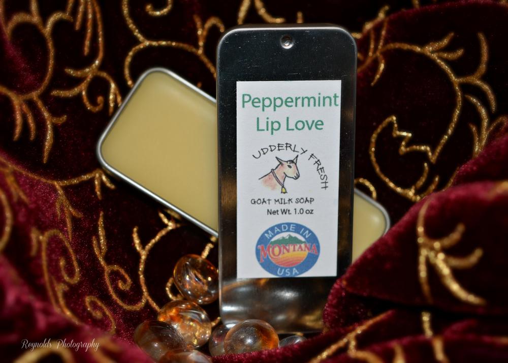 Peppermint Lip Love