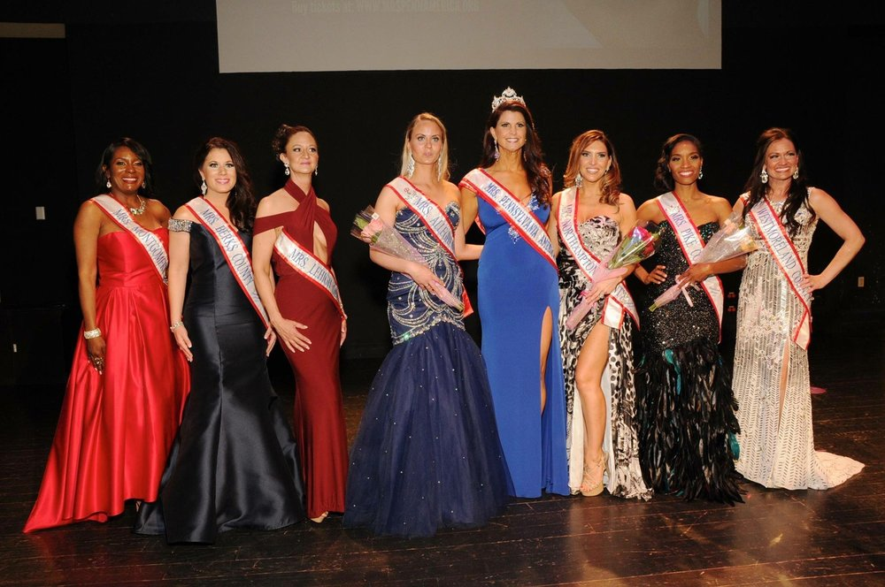 Mrs. Pennsylvania America Pageant 2017