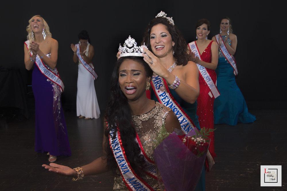 Mrs. PA America 2016