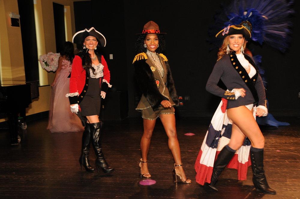 Mrs. PA America 2017-Costume Segment