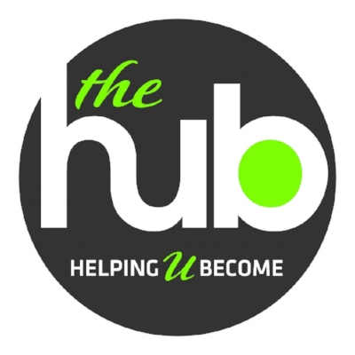 "The Hub is a ""community resource center"" for adults. Located in Downtown Minneapolis, and open Monday through Friday from 8am to 5pm."