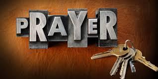 """""""Prayer is the work and then God works!"""" - Pastor John Steger"""
