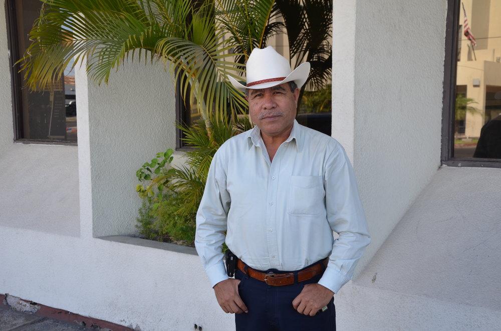 Juan Silverio Jaime Leon,Ciudad Obregón, June 25, 2012.