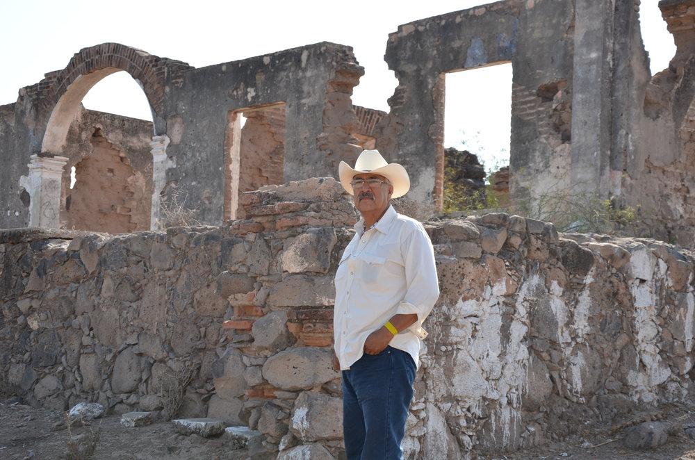 Teodoro Buitimea Flores,Loma de Guamúchil, June 24, 2012.