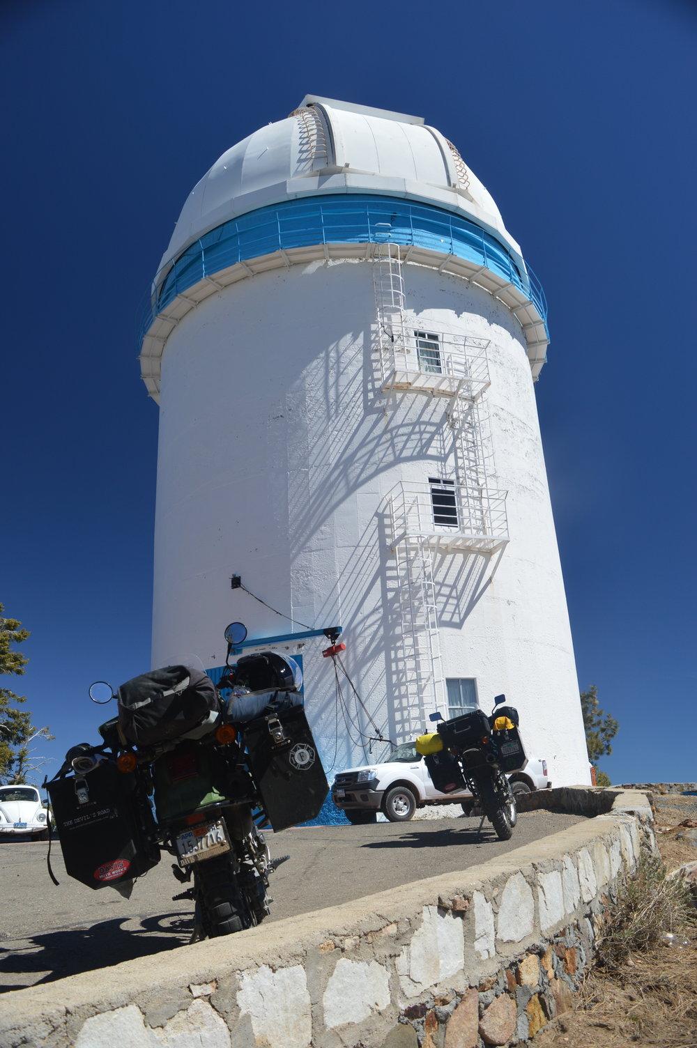 Sierra San Pedro Martir Observatory