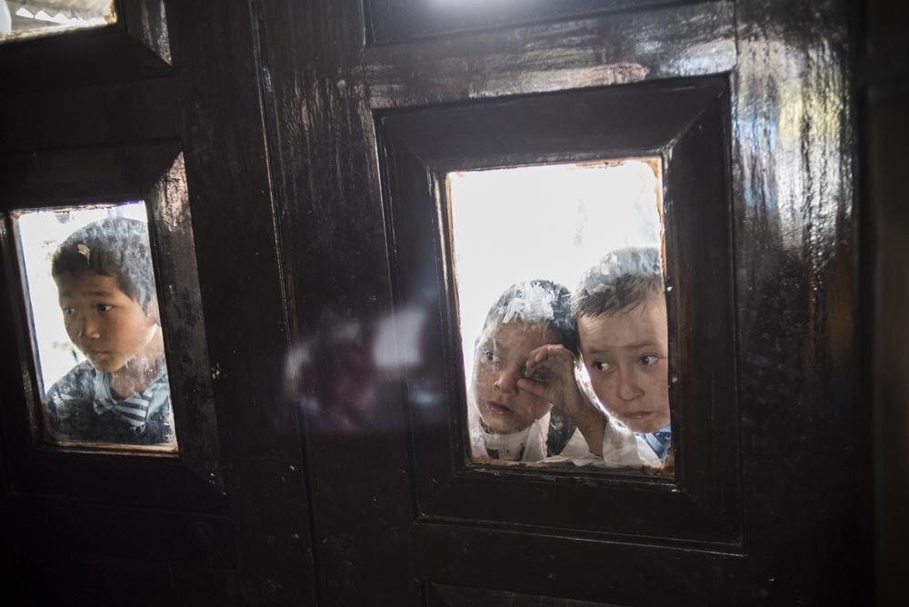 Schoolkids in Jorpati, Kathmandu |Nepal