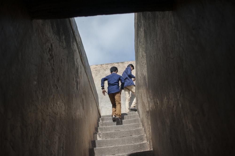 Golconda Fort | Hyderabad, India
