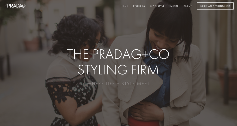 The PradaG+Co Styling Firm