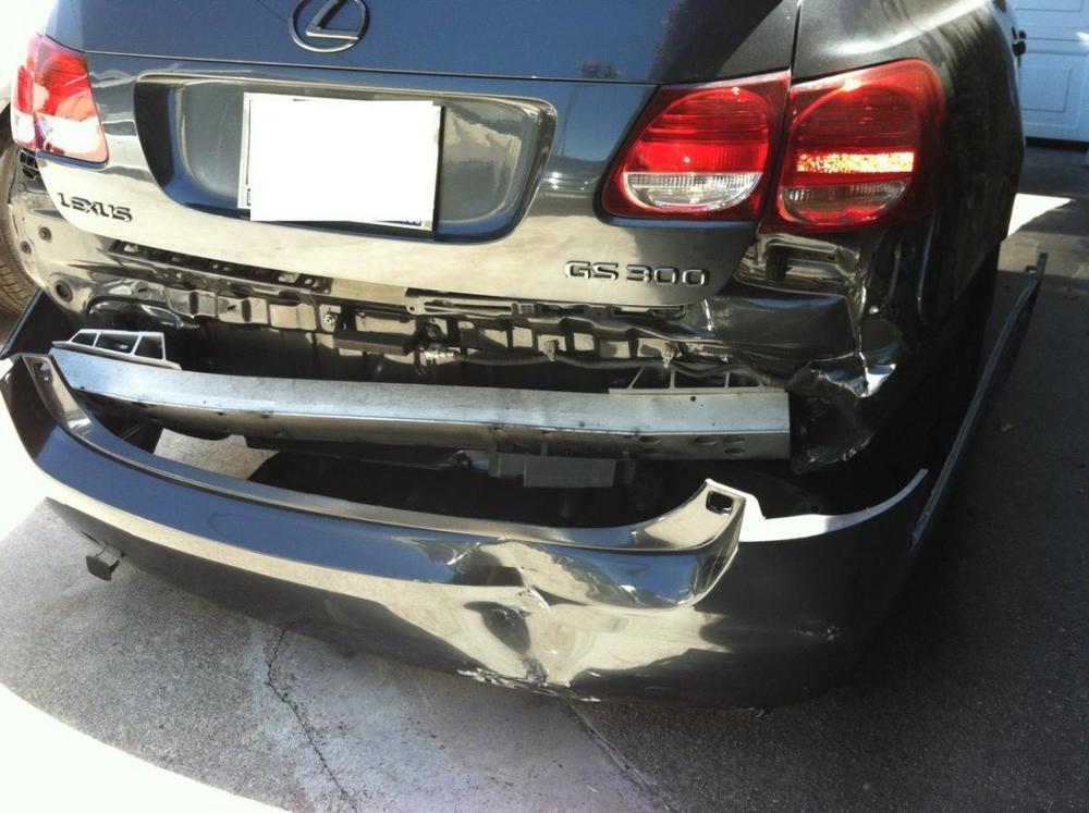 Lexus GS300 Rear End.jpg