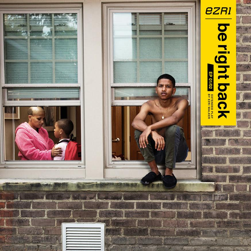 "Ezri's ""be right back"" project releases on Oct. 27th"