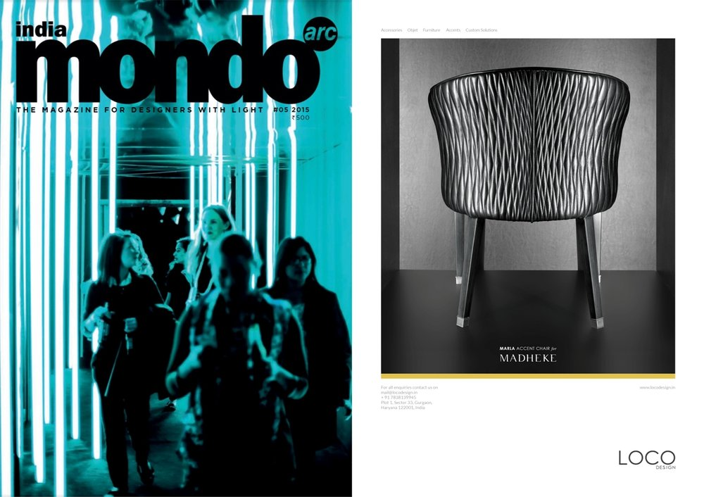 Mondo Arc Issue 05, November-December 2015